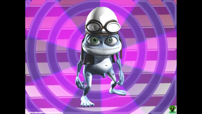 Crazy Frog Axel F StepMania the Game Series 51