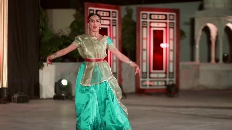 Shivali - Kathak Dance Mohe Rang Do Laal