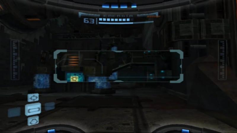 Metroid Prime 037 - Explorando la fortaleza Pirata