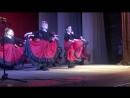 Фрагменты танцев Испания и Не пара в исполнении танцевального коллектива Тутти-фрутти