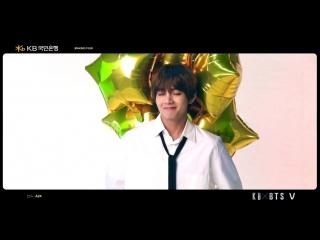 180413 Making Film – V @ KB Kookmin Bank