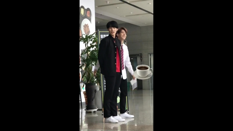 [VIDEO] 180530 Sejun and Subin (Show Champion)