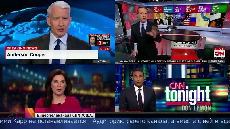 11 Продюсер канала CNN Джимми Карр назвал Дональда Трампа «клоуном»