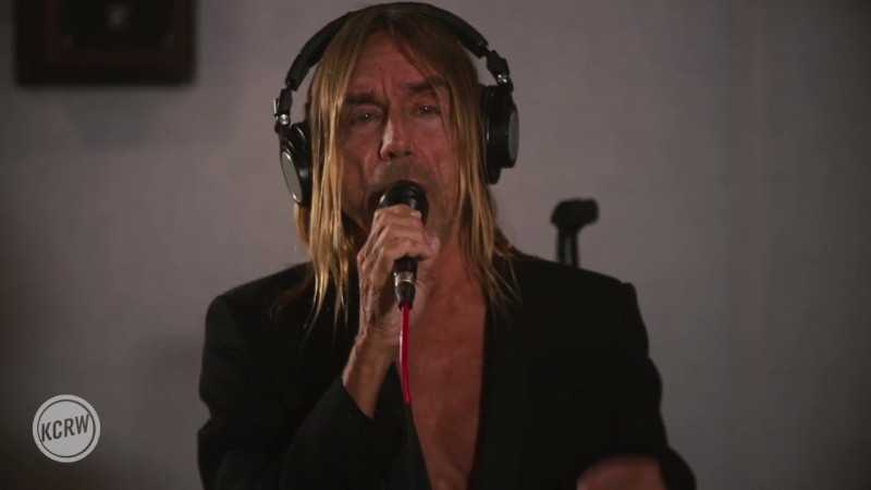 Iggy Pop - 2016-03-25 Morning Becomes Eclectic [720p]