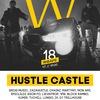 18 января - HUSTLE CASTLE в клубе WUNDER