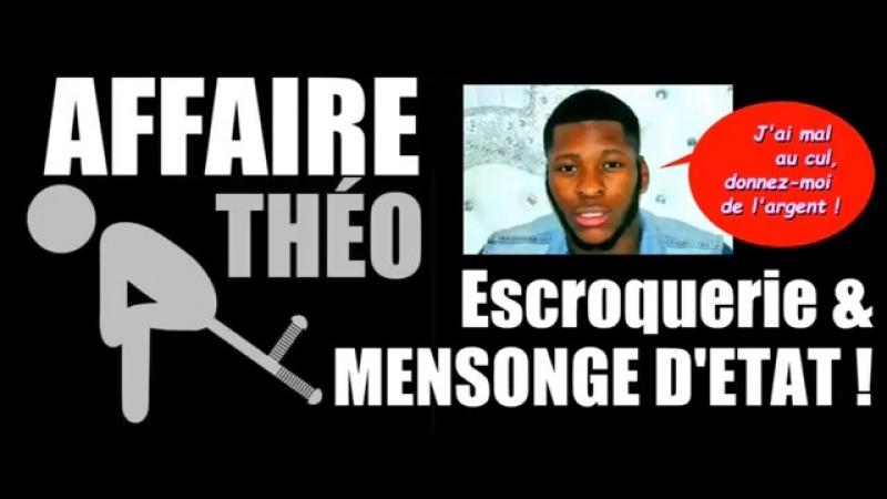 ADBK : Affaire Théo - Escroquerie Mensonge dEtat ! ( 2017 )