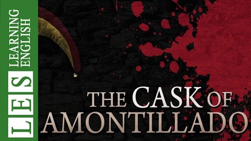 Learn English Through Story ★ Subtitles The Cask of Amontillado by Edgar Allan Poe