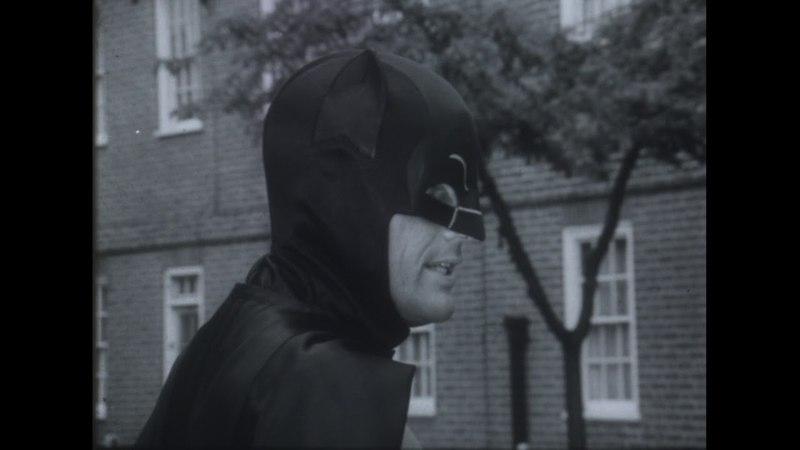 Batman Kerb Drill Advert 1966