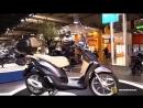 2018 Piaggio Medley 125 - Walkaround - 2017 EICMA