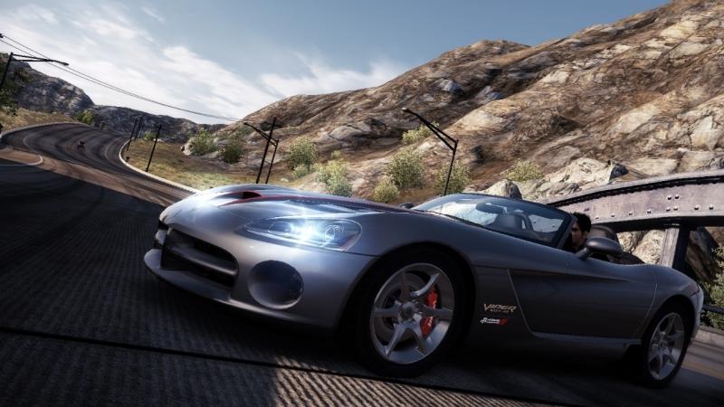 Выжал 351 км/ч на Dodge Viper SRT10 Roadster Final Edition Need For Speed HP 2010