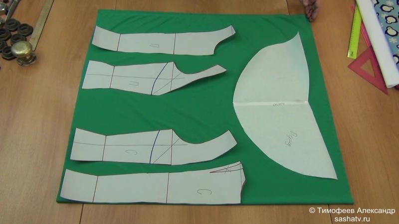 построение выкройки моделирование, крой и пошив, рукава крылышко от рельефного шва