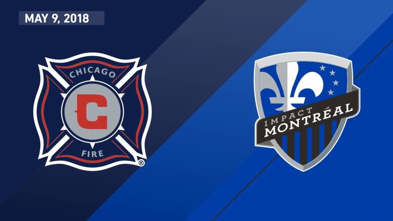 HIGHLIGHTS: Chicago Fire vs. Montreal Impact | May 9, 2018