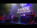 THE ROSE 2018 Paint It Rose Tour in Moscow 8