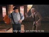 ERB - George R.R. Martin vs J.R.R. Tolkien (русская озвучка NaimanFilm)