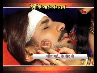 Jeet Gayi Toh Piya More  Devi Shows Love For Adhiraj!