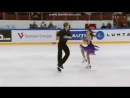 Madison Chock and Evan Bates 2011 Finlandia Trophy FD