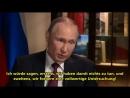 Putin über Giftgasangriffe Staatsstreiche und Kräfte hinter Trump Die am