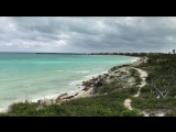 Пляж Пилар на Кубе.