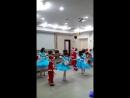 танец дед мороза и снегурочки