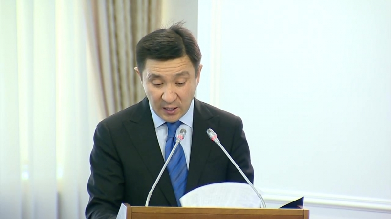 О развитии туризма в Казахстане (Ерлан Кожагапанов)