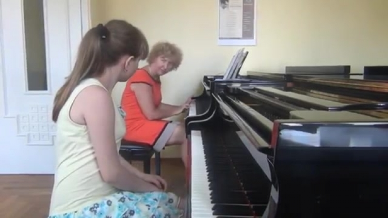 20.06.2013 Mira Marchenko's video-lesson-1