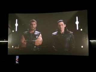 «Тор: Рагнарек»: Первая сцена после титров с Таносом