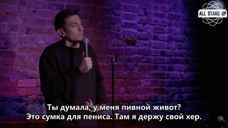 Эндрю Шульц - Худшие вещи, которые говорят мужику во время секса (VHS Video)
