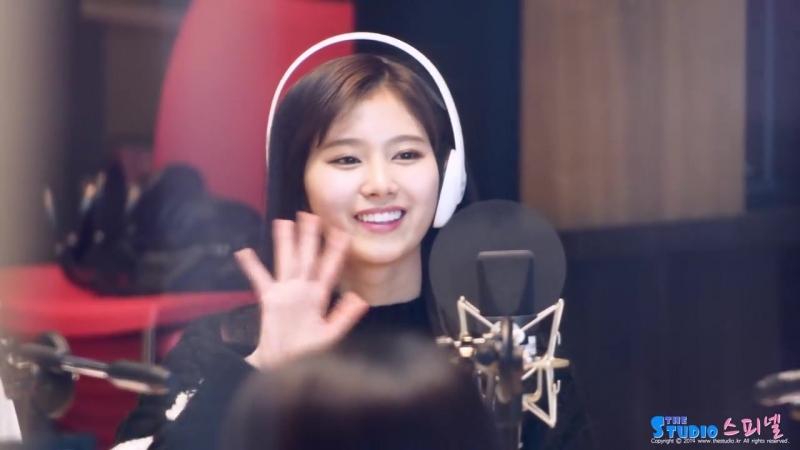 180411 Sana @ MBC FM4U 2 O'clock Date