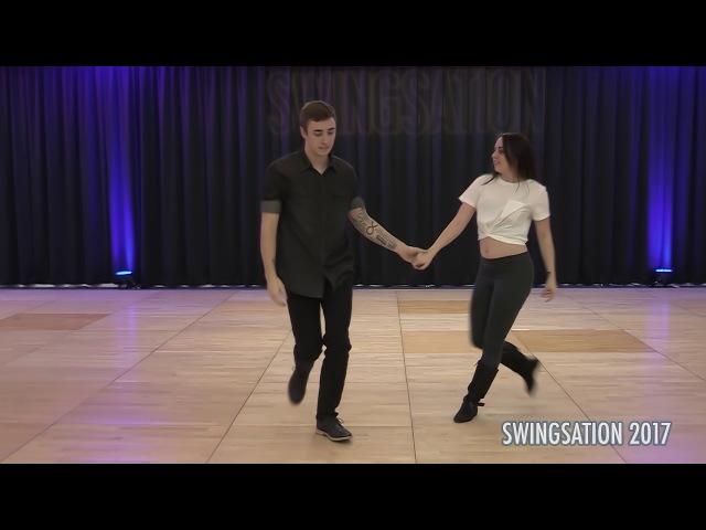 Christopher Dumond Tara Trafzer - Swingsation 2017
