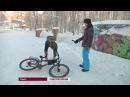 Дикобраz Артур Шугуров на ТВ канале Томское время