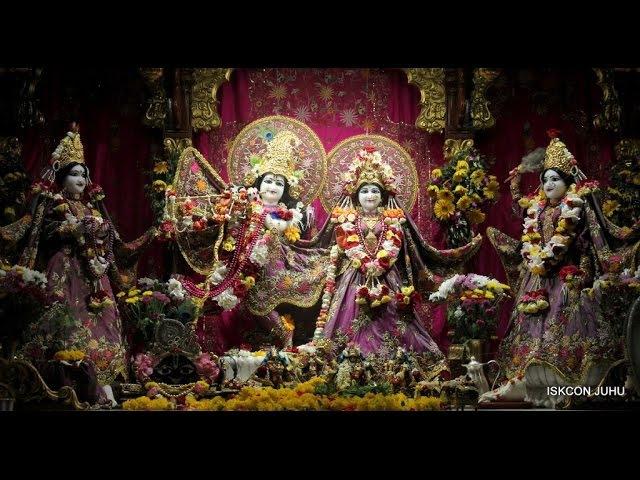 KrishnaJanmashtami 2016 Part - 04 ISKCON Juhu Live Stream