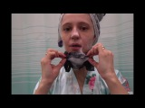 Кислородная экспресс маска Матирование и очищение