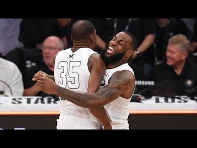 Team LeBron vs Team Stephen - Full Game Highlights   February 18, 2018   2018 NBA All-Star Game