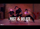 Zoey Dollaz Chris Brown POST DELETE Dance Choreography by Delaney Glazer TMillyTV