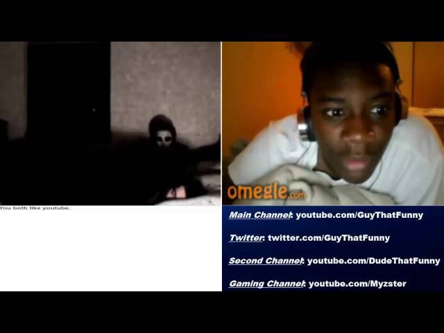 Omegle Pranks - Scaring People by Naming Where They Live 33