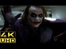 Joker's Pencil Trick - The Dark Knight [4K Ultra HD]