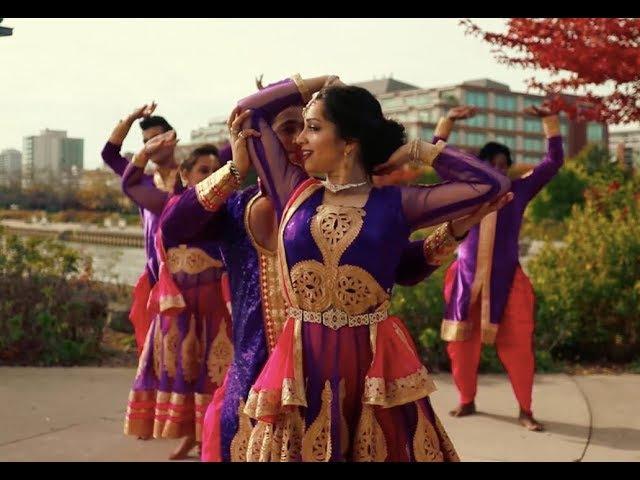 Despacito   Indian Dance Fusion   Svetlana Tulasi Kumar Sharma ft. Kathak Rockers