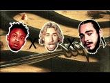 Post Malone - rockstar (feat. 21 Savage &amp Nickelback) (MASHUPREMIX)