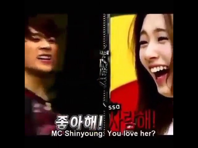 Got7 Jackson and miss A suzy