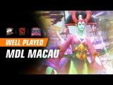 WELL PLAYED | Best of Virtus.pro on MDL Macau