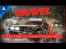 Gravel – Dev Diary 2 4 Disciplines to be 1 PS4