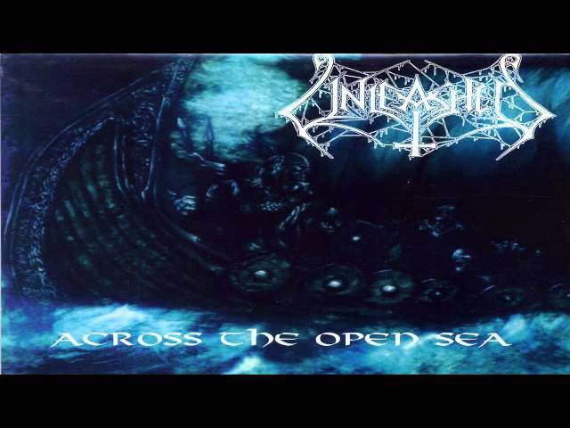 Unleashed - Across The Open Sea [Full Album]