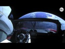 How and why a Tesla Roadster now orbits Earth
