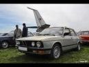 Что значит владеть янгтаймером Едем на BMW E28 на слёт в Киев