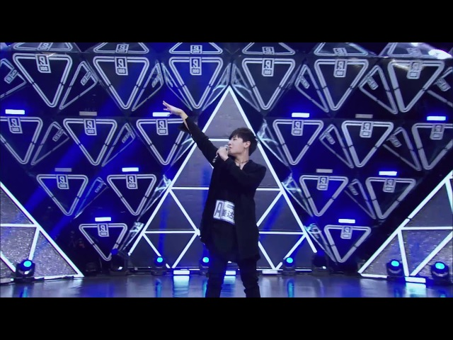 [No Cut] Idol Producer 1st Evaluation Performance: Jiang Dahe - Great God