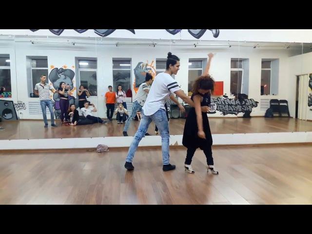 4 da Manhã - Felipe Garcia and Erica Tintel - Zouk 3 Demo