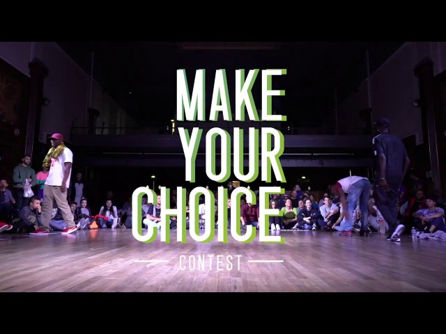 Make Your Choice Contest 2017 8VO finale 2 vs 2 ¨Dany, KapelaVs Shaymin, K