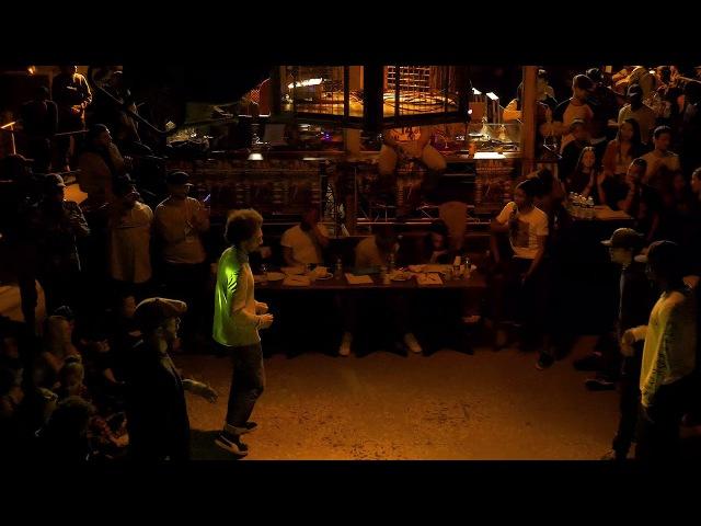 CELSO JOEL (Boog Brothers) VS JC JAZ Quart de Finale Popping AOD 11