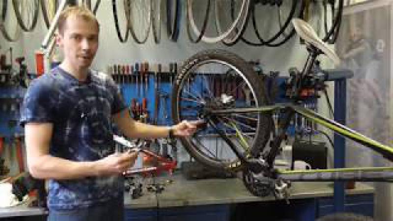 Рассмотрение технологии переключения передач велосипеда Shimano shadow. » Freewka.com - Смотреть онлайн в хорощем качестве