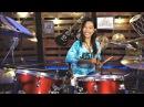 LIVE Despacito In Multi Drum Beat How To Do That Nur Amira Syahira